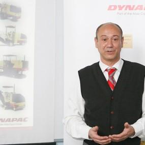 Rueda de Prensa Luís Morral, Consejero Delegado Dynapac Iberia