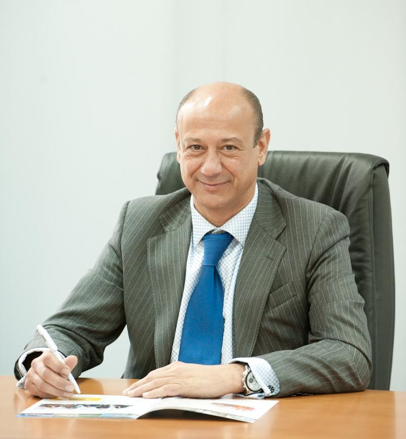 Luís Morral, Managing Director Spain & Portugal Doka Ibérica