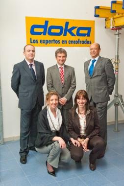 Luís Morral CEO Doka Ibérica