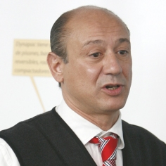 Luís Morral, Consejero Delegado Dynapac Iberia