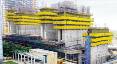 Doka, the formwork experts.