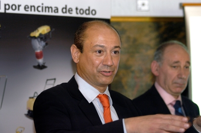 Luís Morral, Dynapac Iberia
