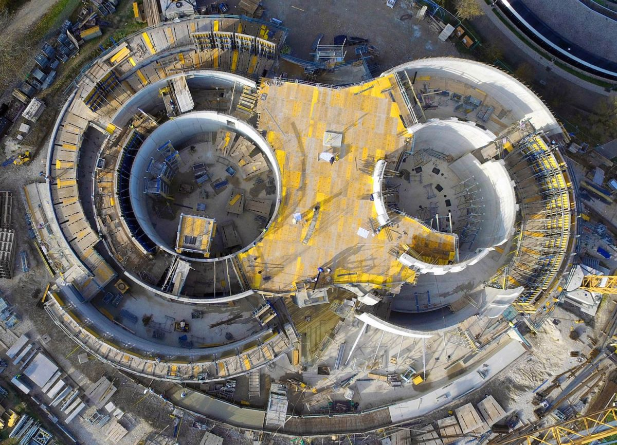 Doka to form in a double star system