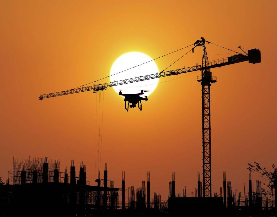 dron construction luis morral