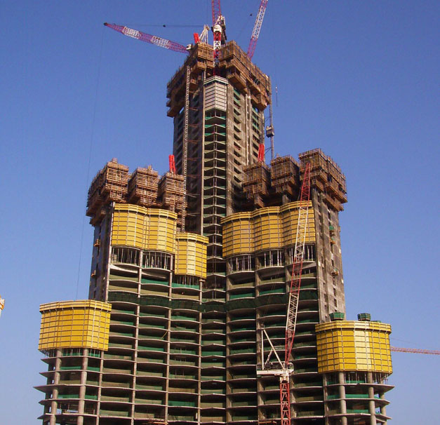 burj dubai construction documentary
