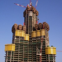 Constructing Tallest Building in The World - Burj Khalifa -