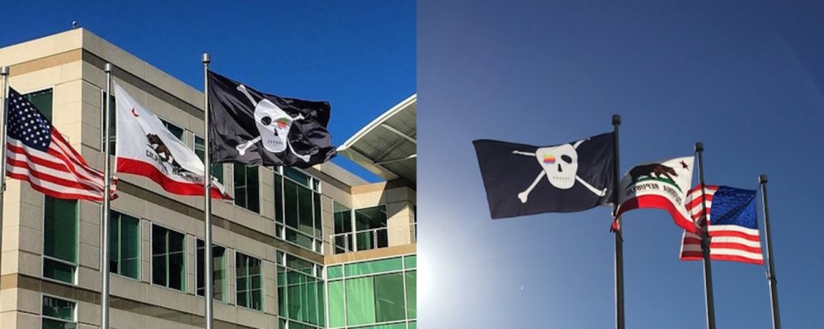 Apple: Building the first global company from a pirate flag