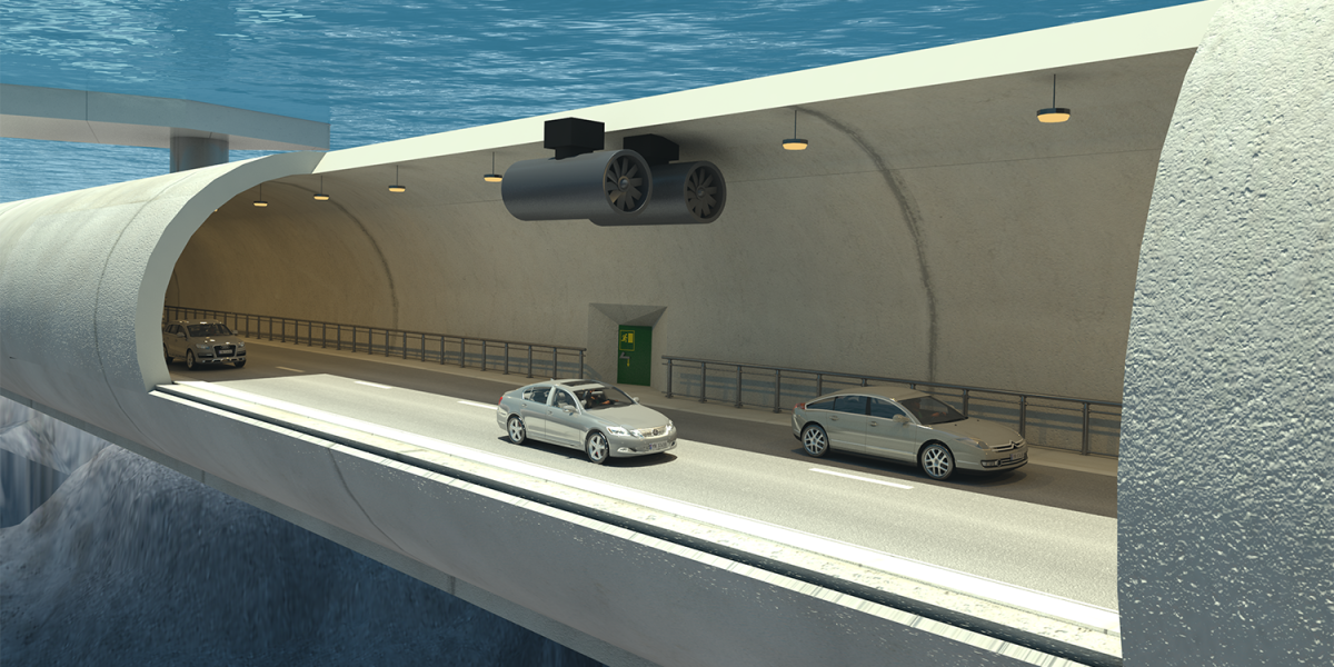 "Architects / Engineers: The ""Coastal Highway Route 39"" Mega-project in Norway creates bridges and tunnels with innovative technological solutions"