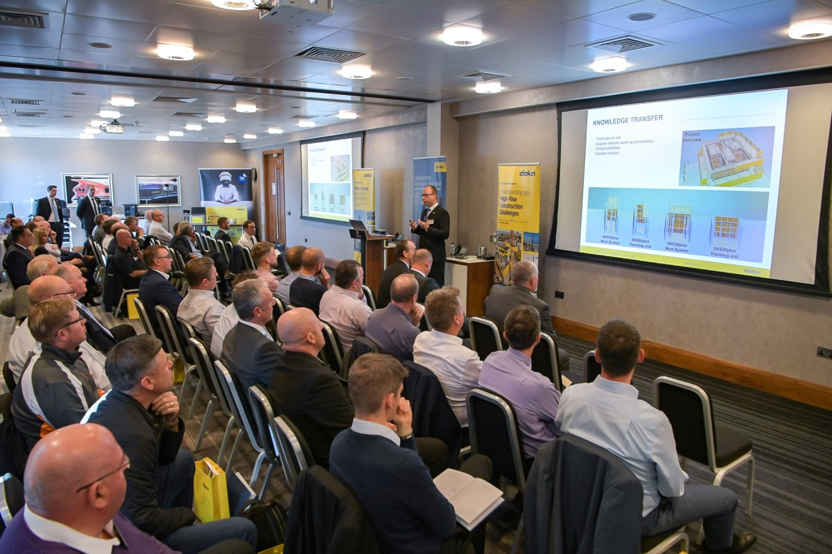 Case study high-rise event 2018: Understanding how to Build Higher, Faster & Safer